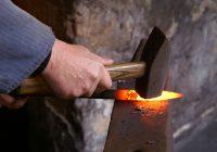 Master of Japanese knife blacksmith Part.1